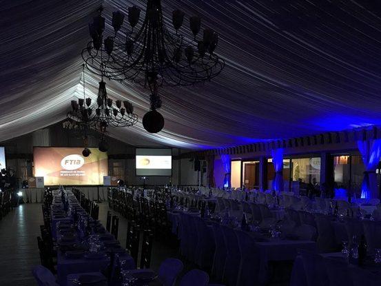 Mabull Events | Proyectos | Federació de Tennis de les Illes Balears: Cena de gala (1)