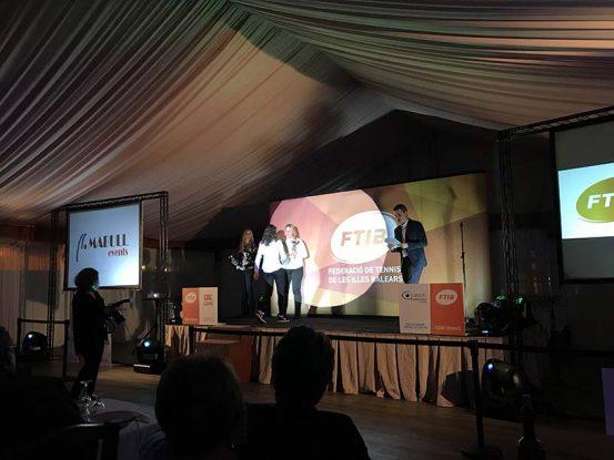 Mabull Events | Proyectos | Federació de Tennis de les Illes Balears: Cena de gala (3)