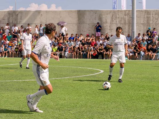 Mabull Events | Proyectos | Rafa Nadal Academy: Gran Fiesta del Deporte (2)