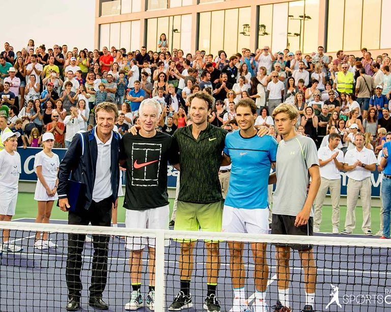 Mabull Events   Proyectos   Rafa Nadal Academy: Gran Fiesta del Deporte (4)