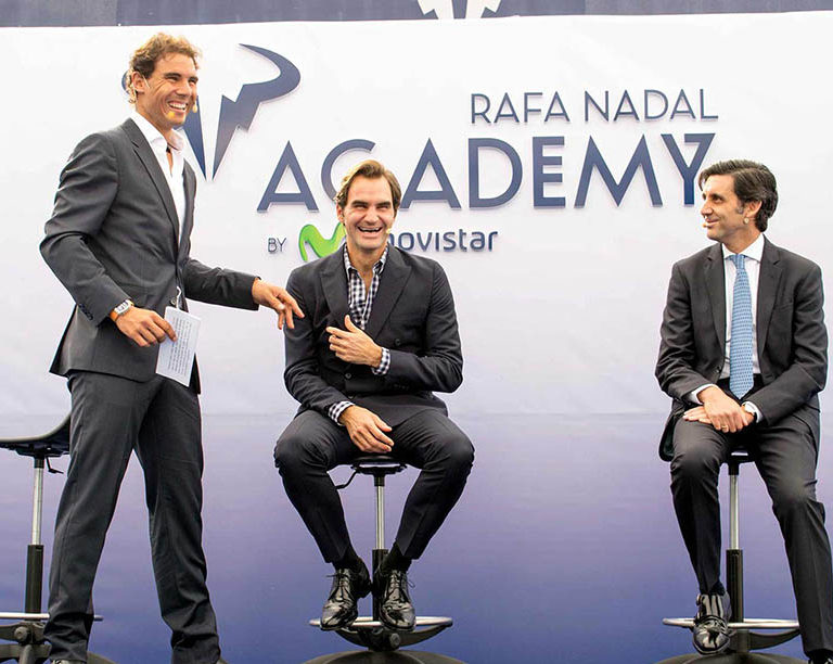 Mabull Events   Proyectos   Rafa Nadal Academy: Roger Federer & Rafa Nadal (6)