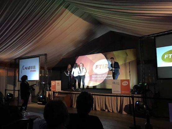 Mabull Events | Projectes | Federació de Tennis de les Illes Balears: Sopar de gala (3)