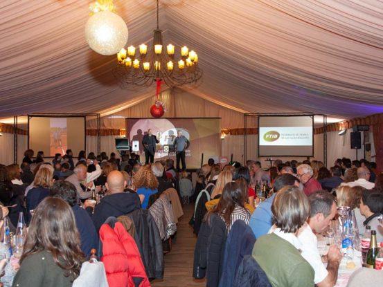 Mabull Events | Projectes | Federació de Tennis de les Illes Balears: Sopar de gala (5)