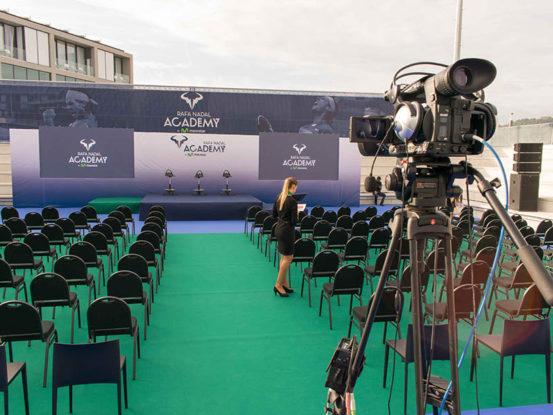 Mabull Events   Projectes   Rafa Nadal Academy: Roger Federer & Rafa Nadal (3)
