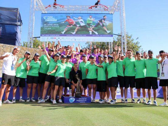 Mabull Events | Projects | Mallorca Open: WTA Tennis Tournament (2)
