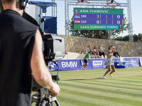 Mabull Events | Projects | Mallorca Open: WTA Tennis Tournament (3)