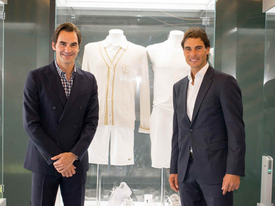 Mabull Events   Projects   Rafa Nadal Academy: Roger Federer & Rafa Nadal (9)