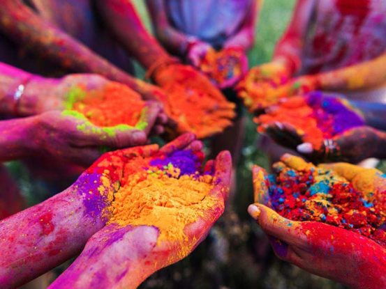 Mabull Events | Services | Special effects: Holi (5)