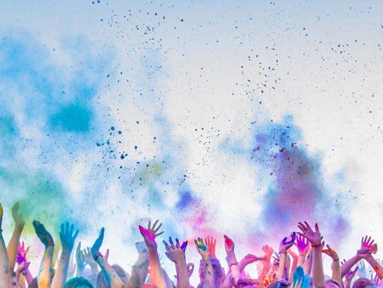 Mabull Events | Services | Special effects: Holi (7)