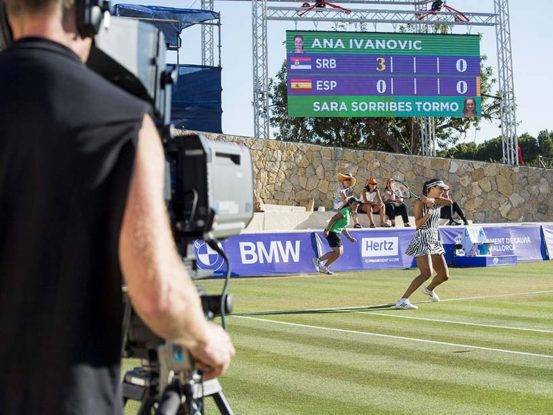 Mabull Events | Projectes | Mallorca Open: WTA Tennis Tournament (3)