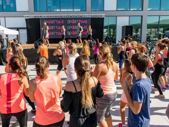 Mabull Events | Projectes | Rafa Nadal Academy: Gran Festa de l'Esport (3)