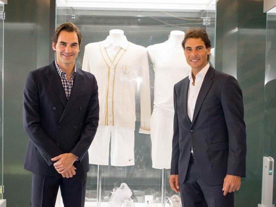 Mabull Events | Projectes | Rafa Nadal Academy: Roger Federer & Rafa Nadal (9)