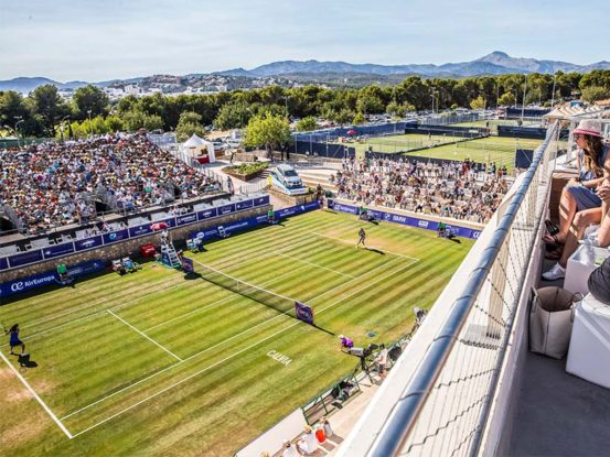 Mabull Events | Projects | Mallorca Open: WTA Tennis Tournament (1)