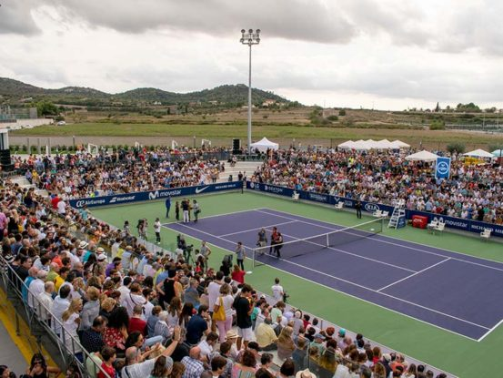 Mabull Events | Projects | Rafa Nadal Academy: Great Sports Party (1)