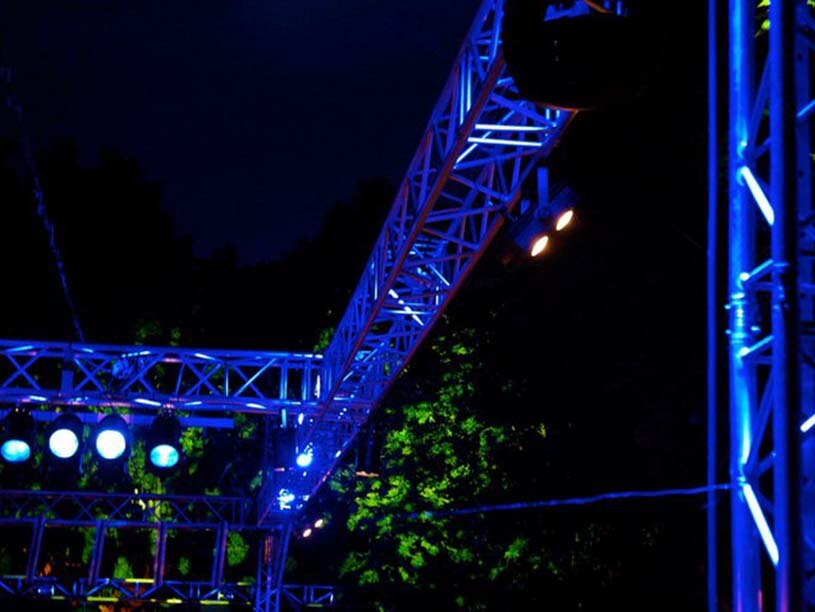 Mabull Events   Services   Audiovisual material: Structures