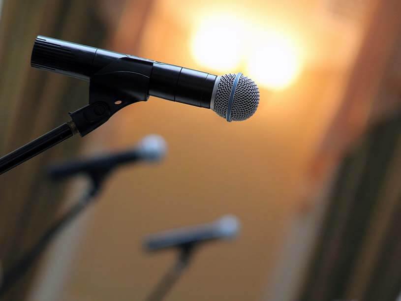 Mabull Events | Servicios | Material audiovisual: Sistemas inalámbricos