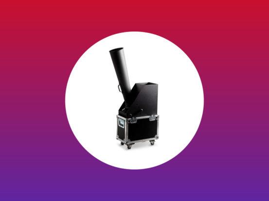 Mabull Events | Serveis | Efectes especials: Blaster Co2 (3)