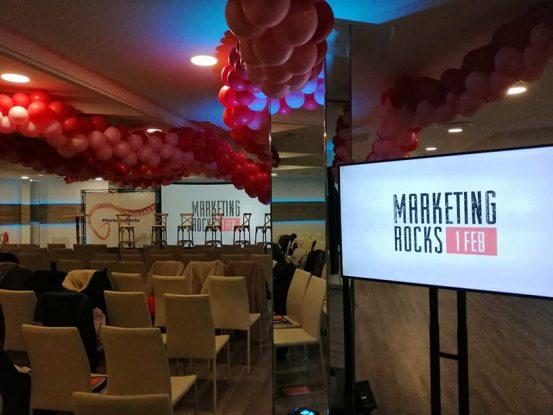 Mabull Events | Proyectos | Marketing Rocks: Tercera edición (2)