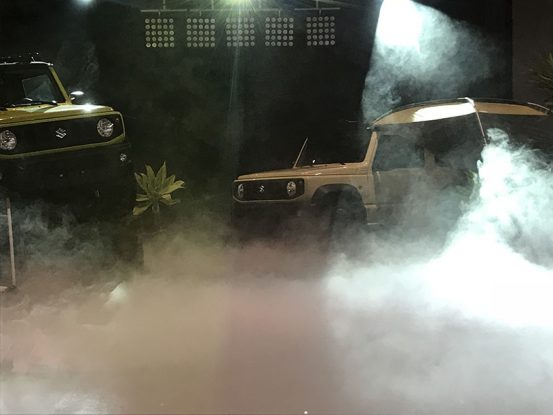 Mabull Events | Proyectos | Suzuki: Nuevo Jimny (1)