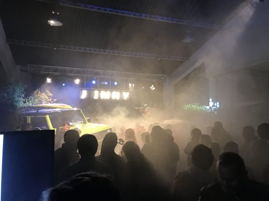 Mabull Events | Proyectos | Suzuki: Nuevo Jimny (2)