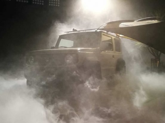 Mabull Events | Proyectos | Suzuki: Nuevo Jimny (3)